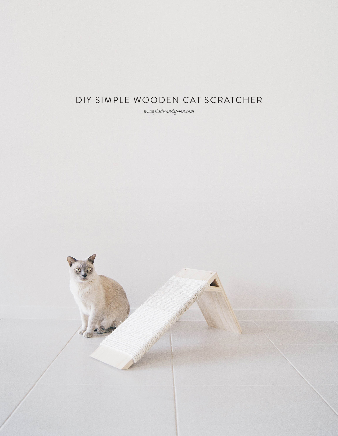 FiddleSpoon-DIY-SimpleCatScratcher