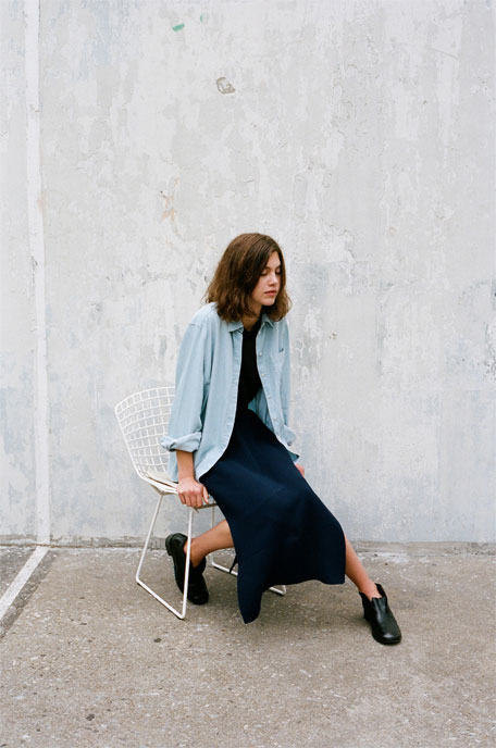 Fiddle + Spoon | Chambray 3