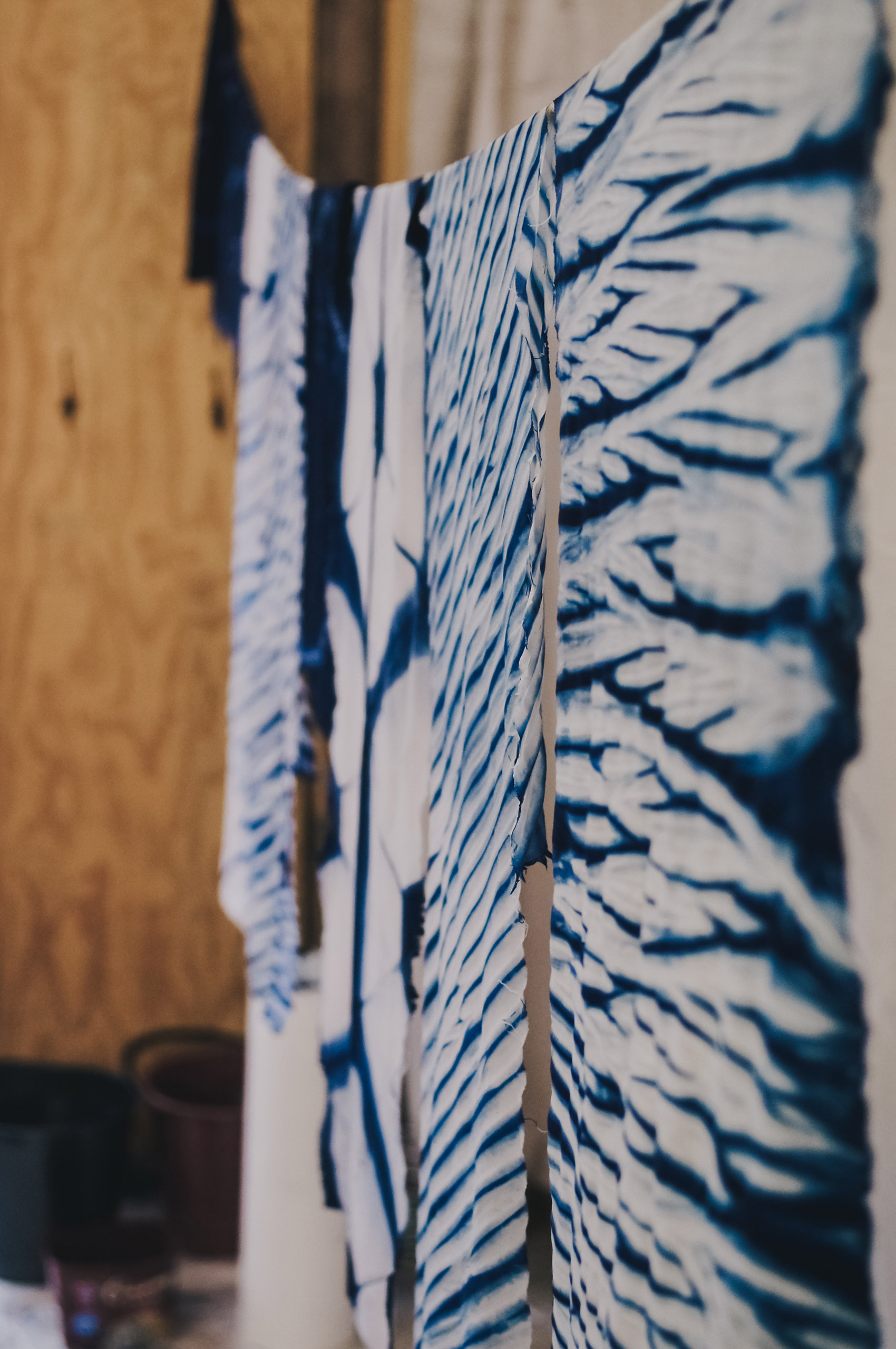 Fiddle & Spoon | Shibori